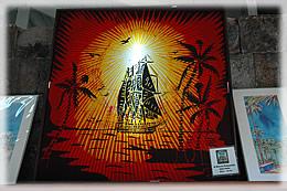 Bild 4  Segel-Törn 2007
