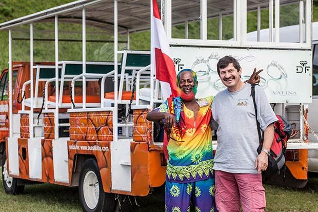 Karibiksegeln 2015 St. Martin