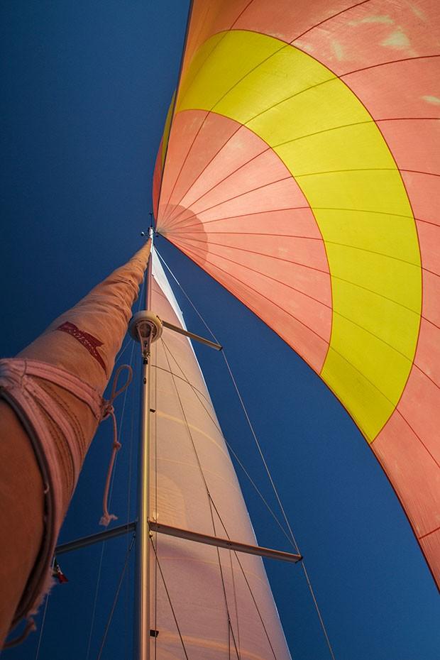 Skippertraining Mittelmeer